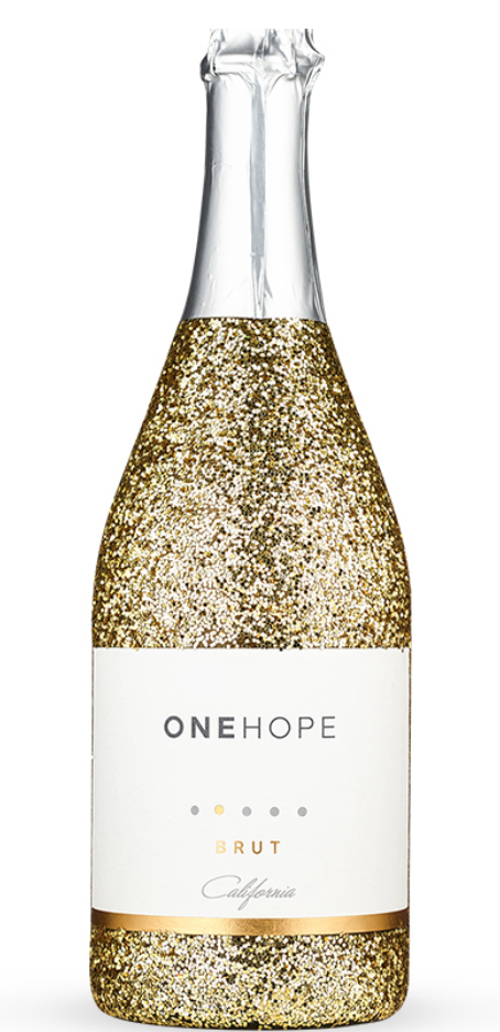 One Hope Wines - Glitter Wine Box