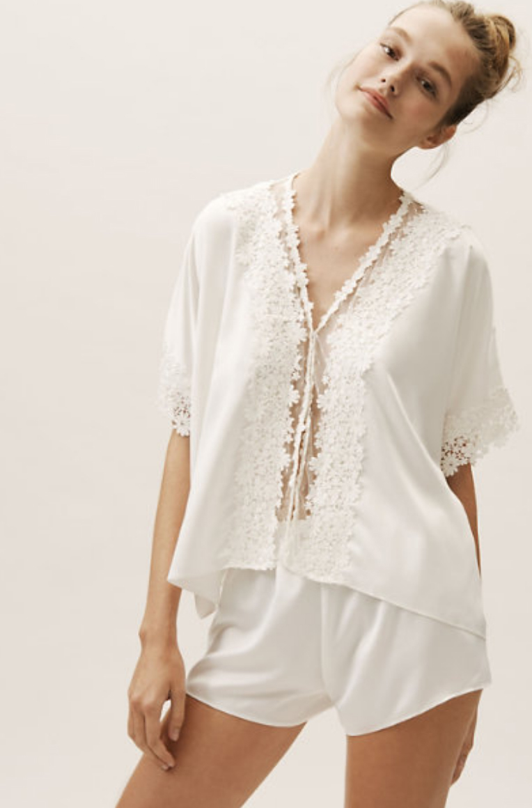 Showstopper Pajamas - BHLDN, shop here.