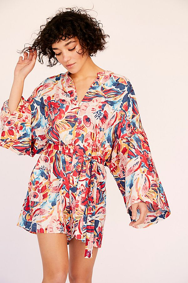 Color Me Happy Robe - Free People, shop here.