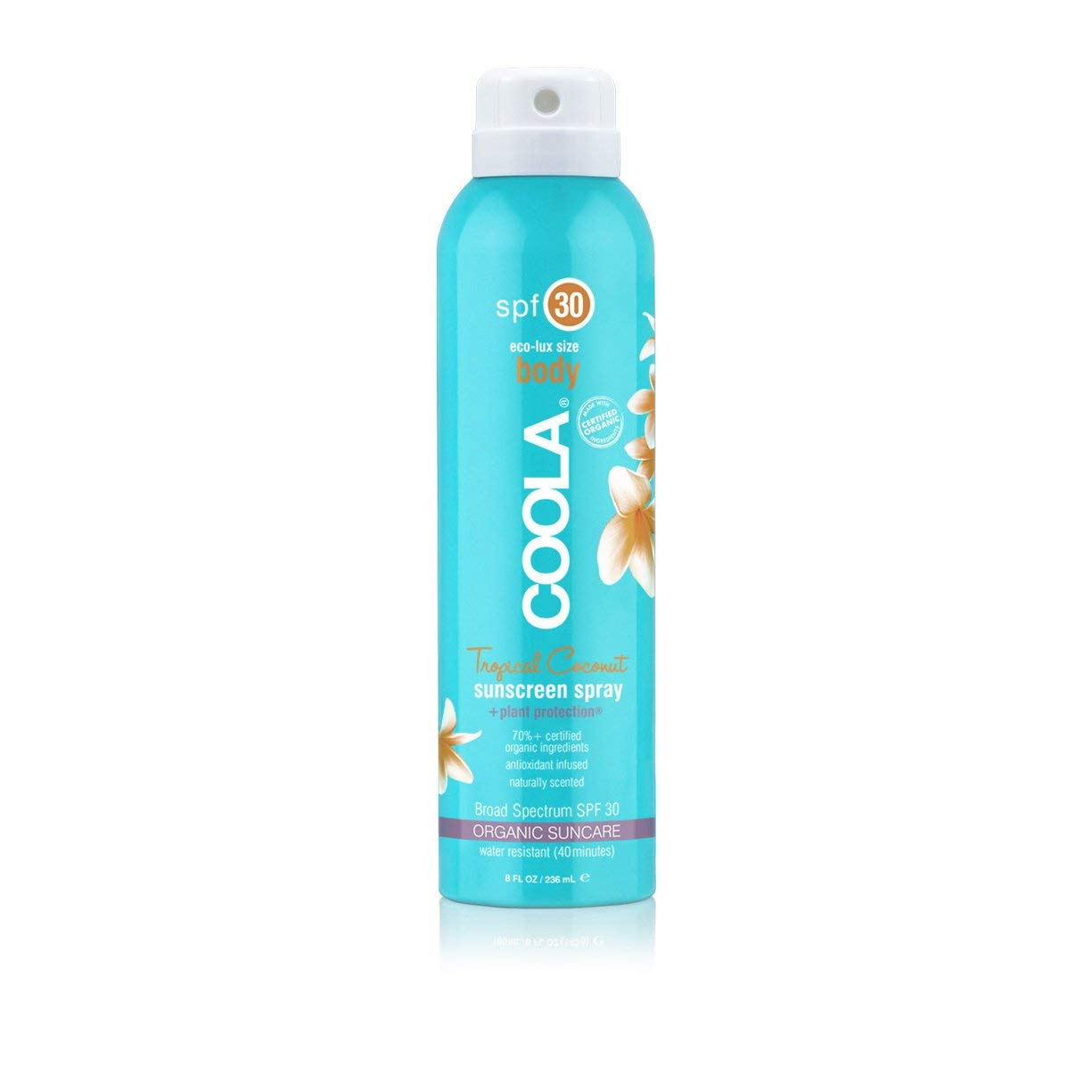 Coola Sunscreen - Coola Sunscreen is one of THE best sunscreens you can buy. It smells delicious and the stuff works. We promise.