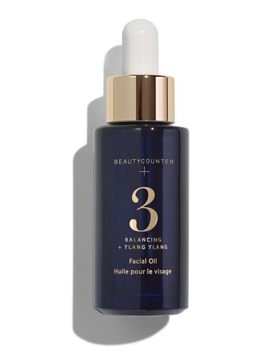 "BeautyCounter Facial Oil - This facial oil is perfect for brightening skin and giving you the perfect ""glow"" you've been looking for."