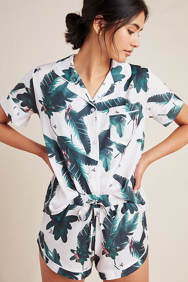 Tropical Pajamas - For the cute and casual lounging.
