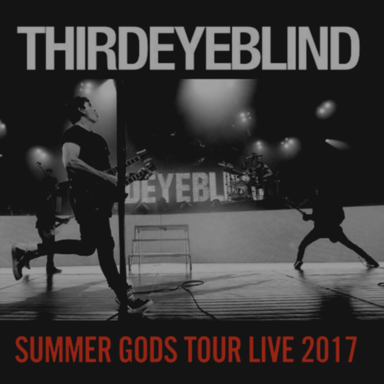 Summer Gods Tour Love 2017