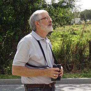Tom Strikwerda:   Past President,  Maryland Ornithological Society