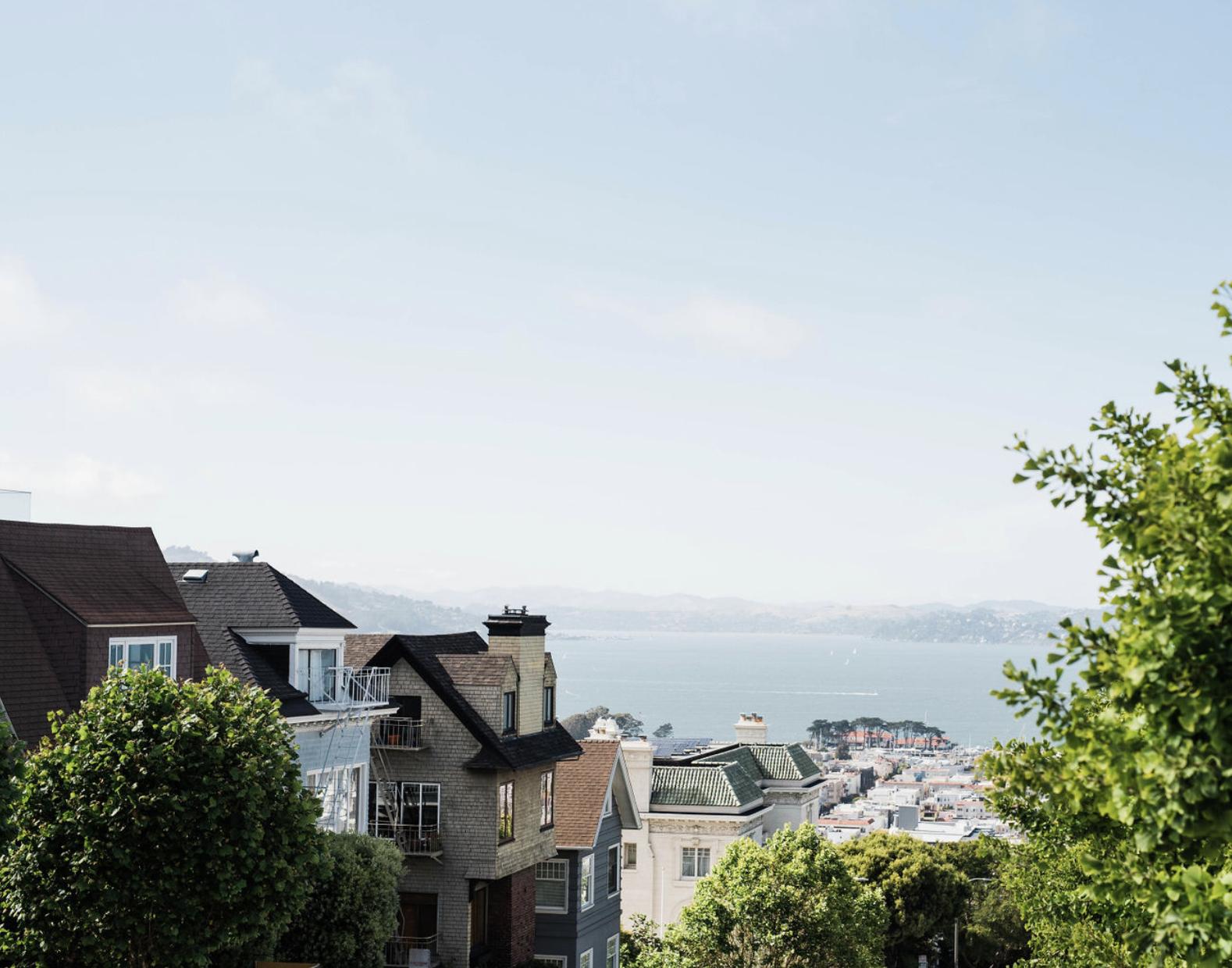 San Francisco Travel Guide Angela Nunnink Sea Side Walking Guide