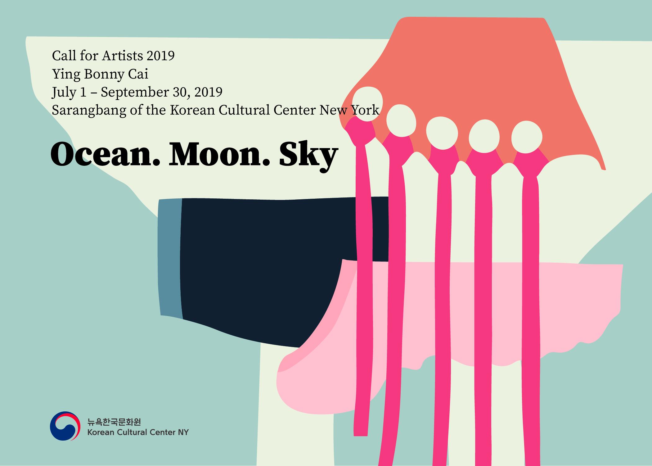 Ocean  Moon  Sky  — Korean Cultural Center New York