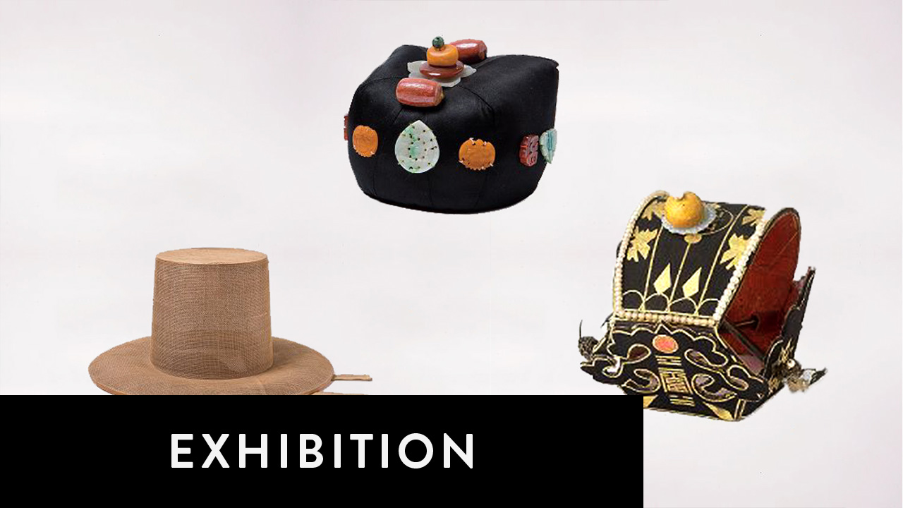 KOREA: A LAND OF HATS   September 10 - December 15, 2019