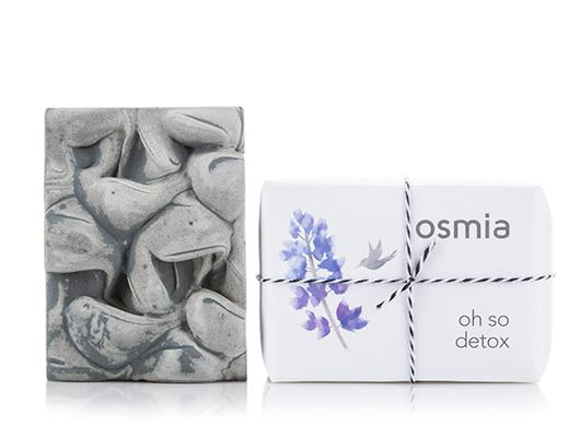 OSMIA ORGANICS SOAPS - Hands down, the BEST body soaps on the planet, and everyone in your life deserves one. My friend Holly got me one for my birthday this year, and now I want the entire collection. They come in delicious scents, and the next one on my own wish list is the Oh So Detox, which is made with extra virgin, organic olive oil, organic shea butter and cold-pressed, organic avocado oil. They also add organic, powdered coconut milk to make the suds creamy and delicious. Activated charcoal binds unwanted toxins, while the black clay replenishes depleted minerals. These soaps are made by a former ER doctor who turned her passion for plants into a business. I love this lady and I haven't even met her! ($18)