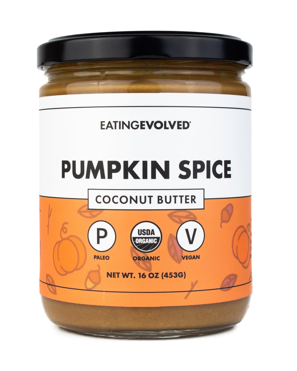 EATING EVOLVED KETO PUMPKIN SPICE SPREAD - If you are looking for a pumpkin spiced coconut butter that isn't too sweet, then look no further. I have been adding this to my coffee, my smoothies, and eating it straight from the jar! It's packed with MCT oil (bye bye brain fog), and it's not too sweet (sweetened with monkfruit extract). Order from their website. ($10)