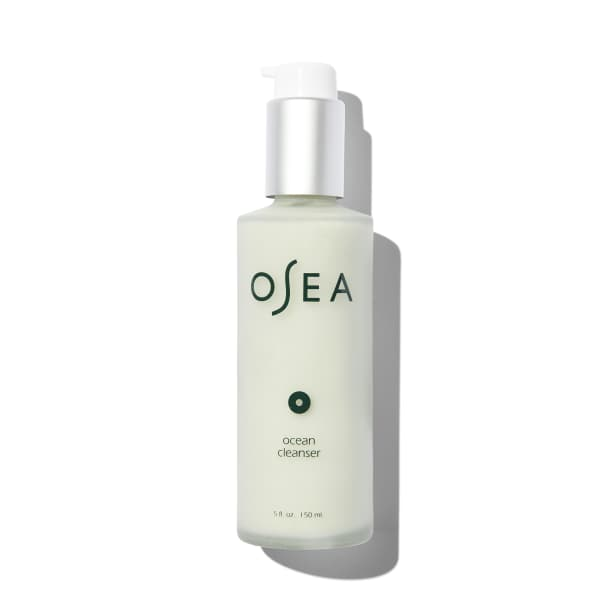 OSEA OCEAN CLEANSER - If you are looking for a gentle, yet super effective face wash, the Ocean Cleanser from Osea is my personal favorite. I've been using it for over a year now, long enough to tell you that it's worth the price. One bottle lasts me over 6 months, and I love that it also dissolves my eye makeup. It's non-toxic, cruelty free, and an overall amazing product ($44)