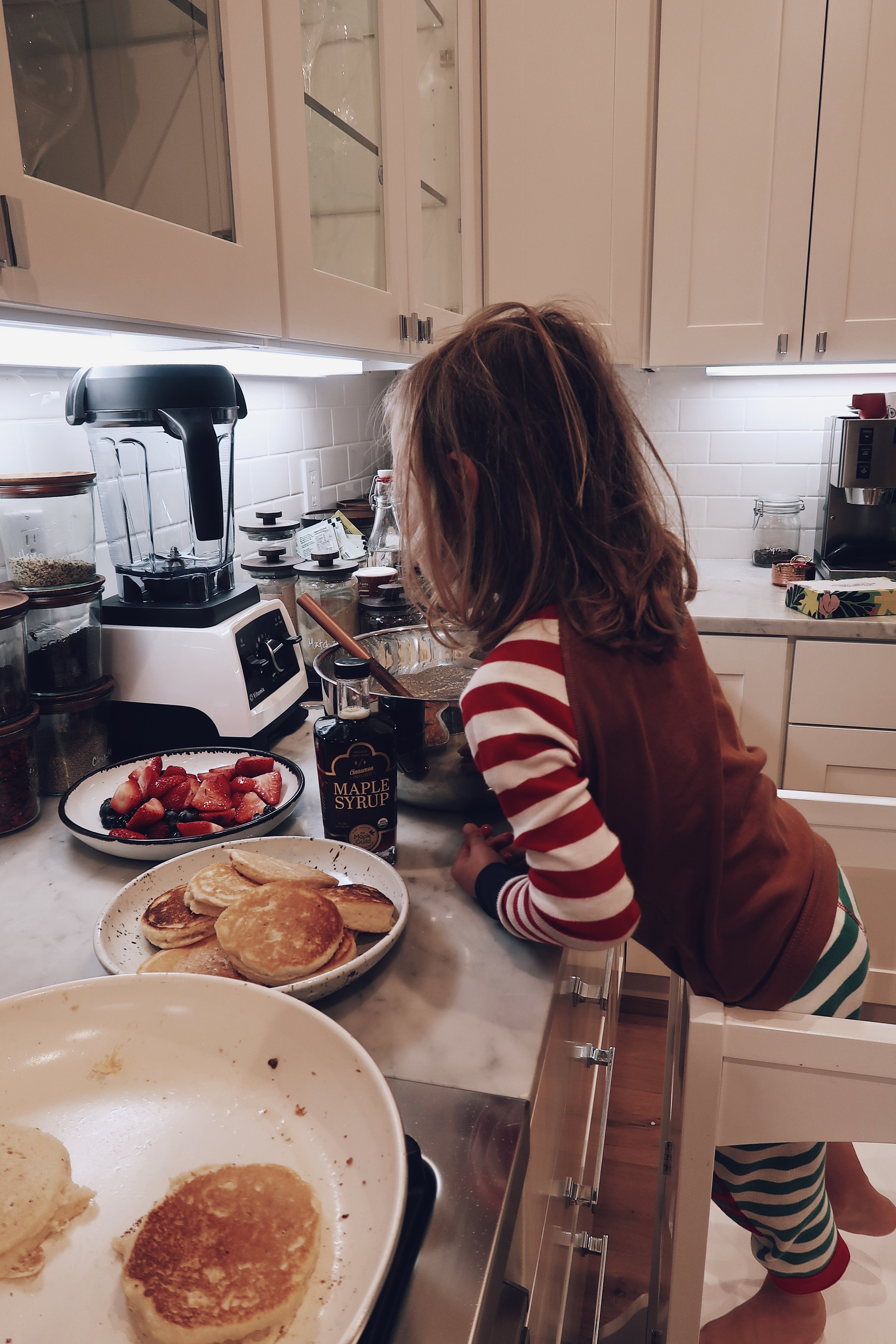 the kalejunkie dish: sunday traditions - The weekends at home are super special to me. And that's because the weekdays are packed with a never ending work load, and both boys have childcare - meaning, I miss out on a lot of time with them.