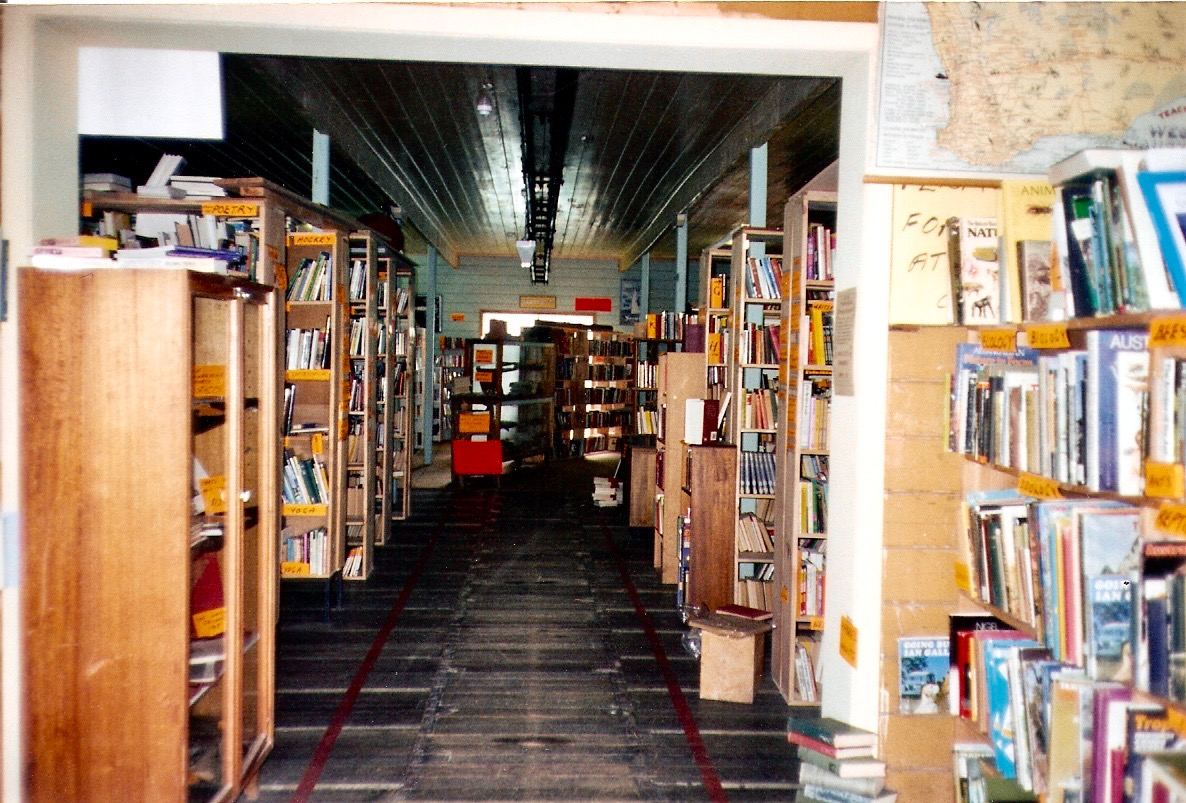 Mid-1990s - Into main chamber
