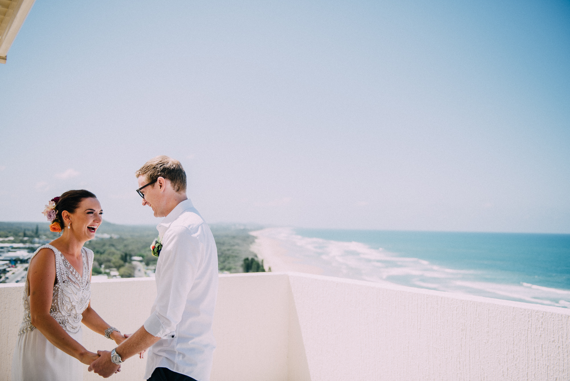 Caitlin & Simon