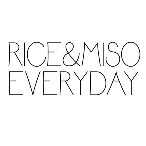 Rice & Miso Everyday