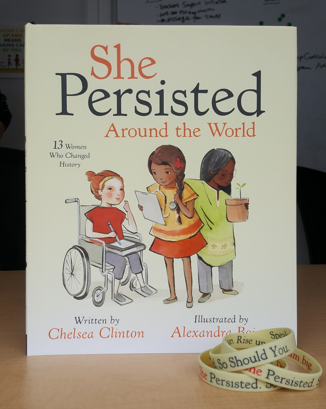 Signed Copy of She Persisted