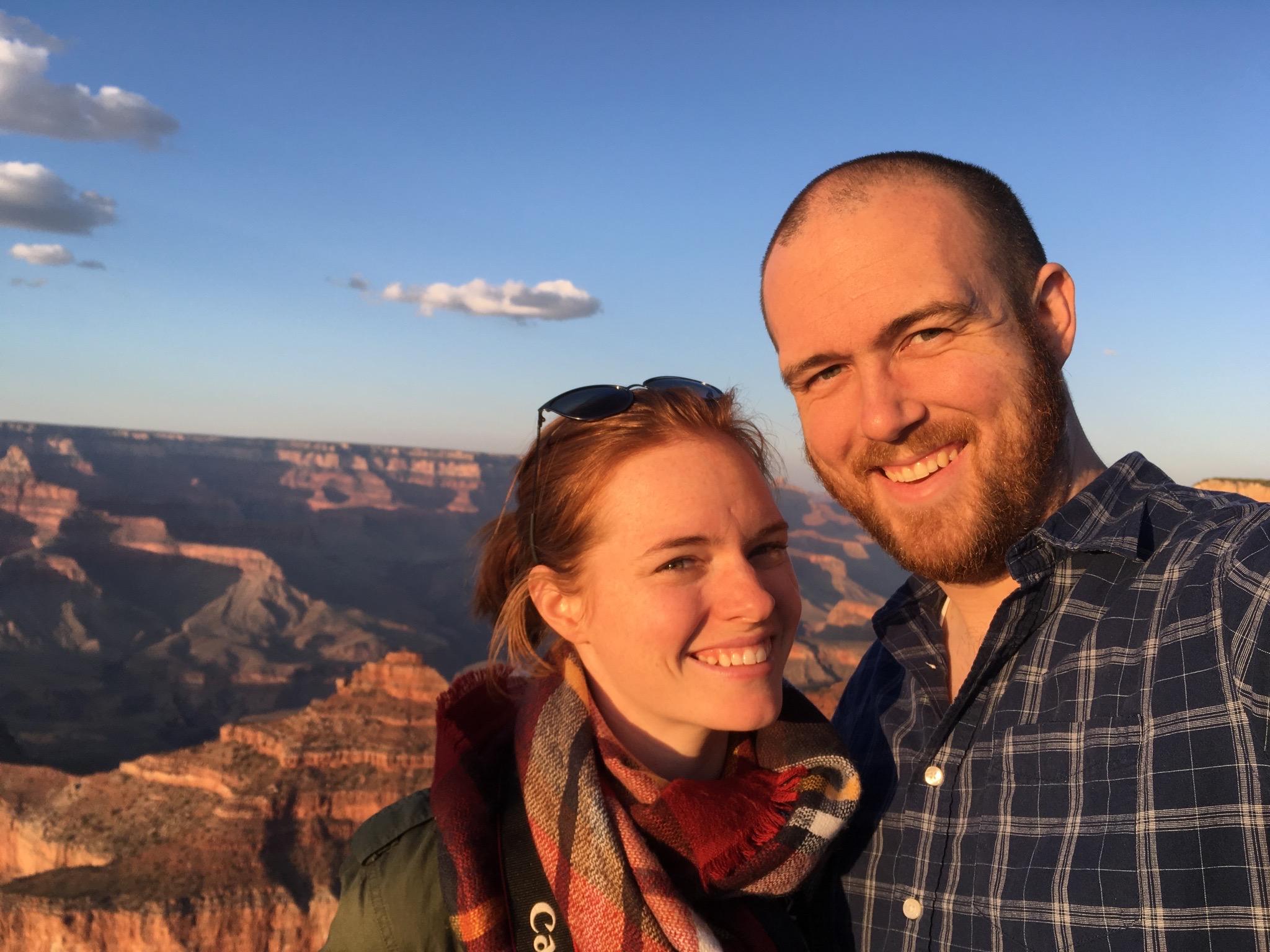 Newlyweds! Meet Alexander Winn.