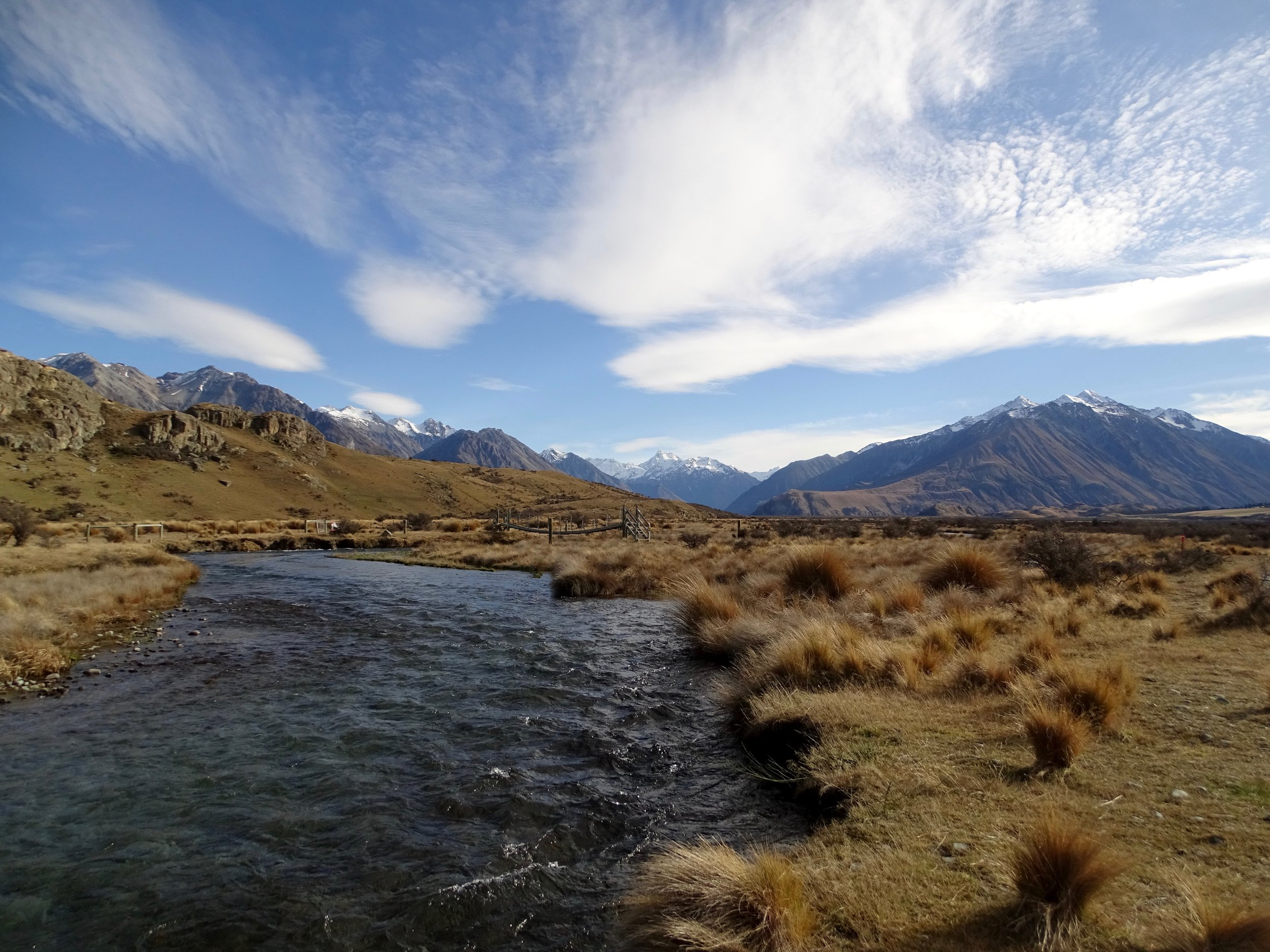 In the land of Edoras!