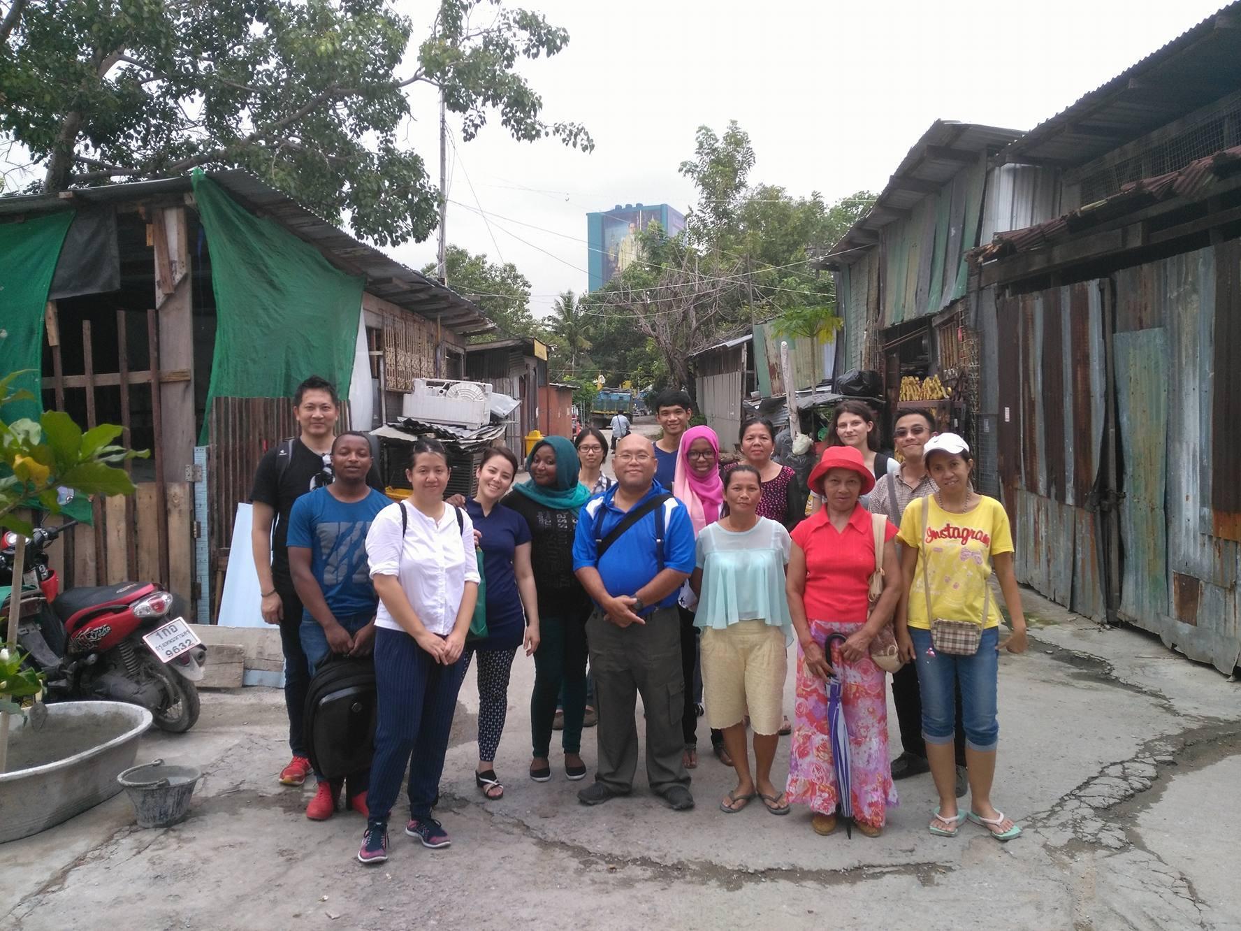 Rama 3 Community, Bangkok