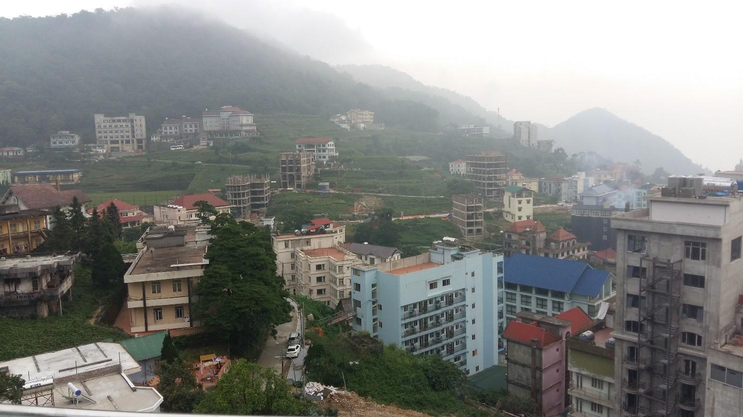 Photo: Tam Dao City