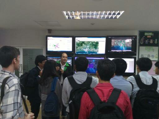 visited environmental monitoring and control system in map ta phut industrial estate
