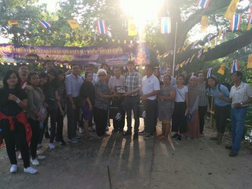 enjoyed the loy krathong festival