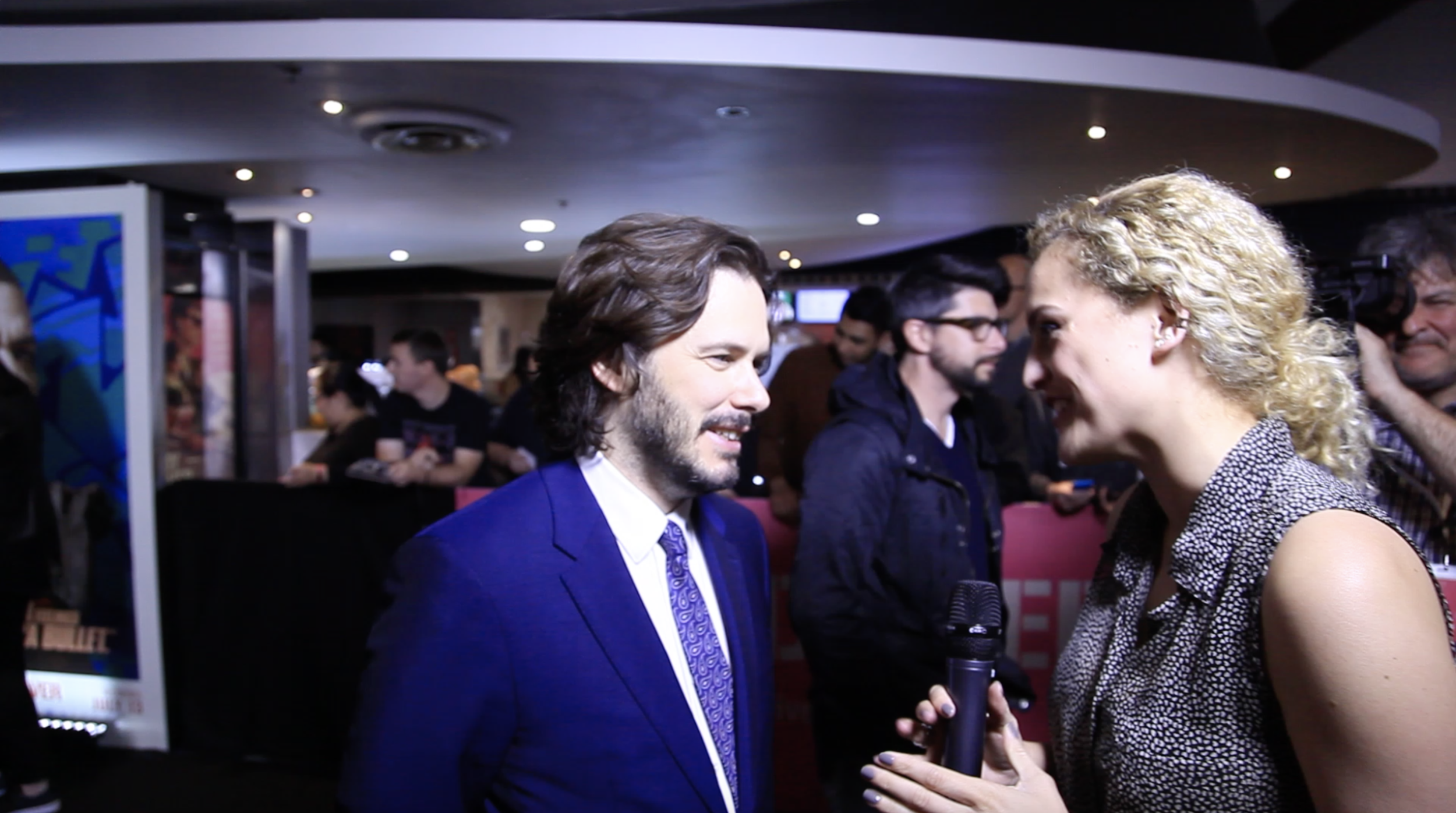 The moment I told Edgar Wright I was a huge fan of his Cornetto Trilogy