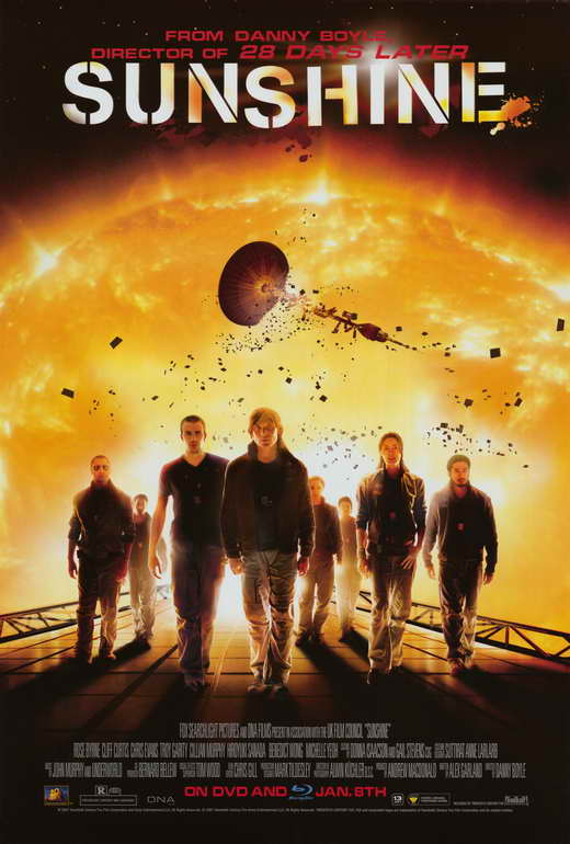 Sunshine (2007) - Sunshine sees an all-star cast of international astronauts who are trying to reignite the dying Sun in 2057. Space is not so forgiving for these characters as they fight to survive this impossible mission. It'll leave your mind blown, mouth open and eyes amazed. Sunshine is bound to be added to your list of underrated sci-fi films you force everyone to watch.