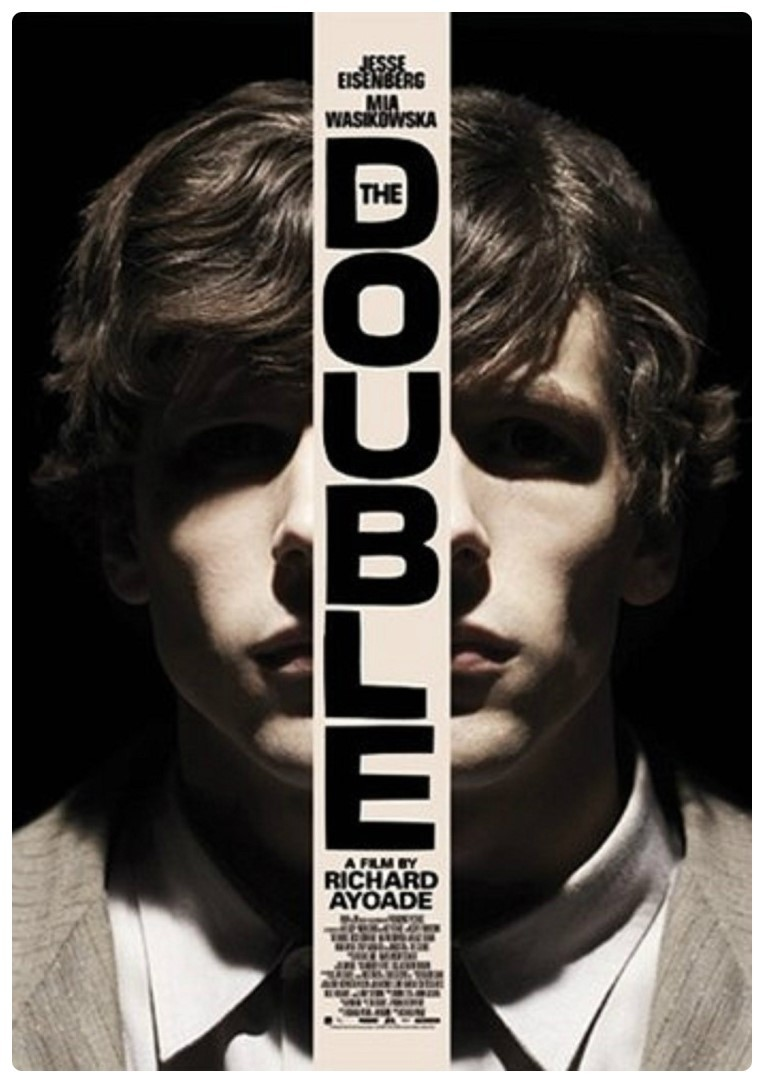 The Double (2013) - A quirky, film noir style, mystery, Richard Ayoade brings us, Jesse Eisenberg and Jesse Eisenberg. He's living a nightmare when his more skilled and confident doppelgänger appears in his office and threatens everything he cares about. British dark comedies are rarely this creative with their style and story, The Double is another film where seeing double messes with your mind. What is real, what is fiction? You may never know.