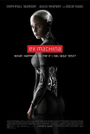 Ex Machina (2014) - If you haven't seen this already, where have you been? Ex Machina follows Caleb who travels to an isolated island to work on a secret artificial intelligence project and ends up developing feelings for an AI, named Ava. Artifical intelligence is just as creepy and dangerous as natural intelligence. Garland apparently loves to terrify me with both. A must watch for sci-fi lovers.