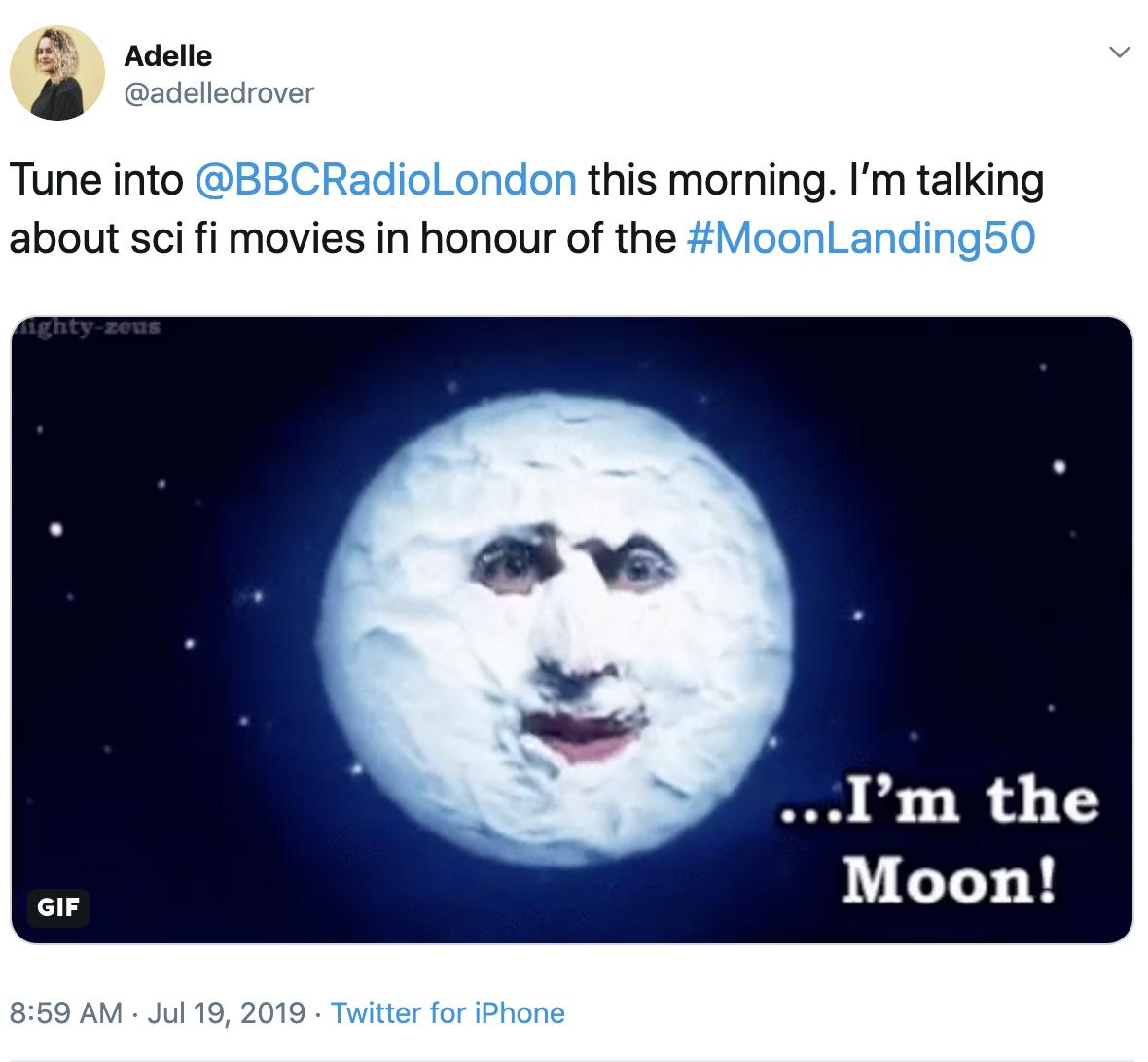 adelle-tweet