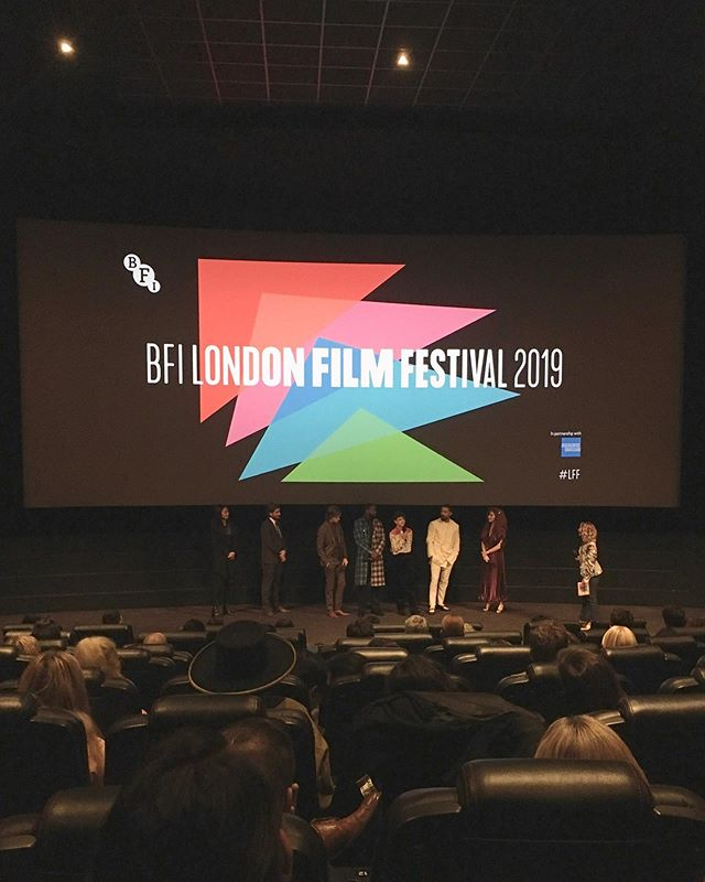 I have a sincere love for the ever ludicrous child star turned mega star turned performance artist Shia LeBeouf. Seeing him in person talking about his latest autobiographical project @honeyboymovie where he plays his own father was such a highlight @britishfilminstitute #londonfilmfestival #honeyboy #lff #justdoit