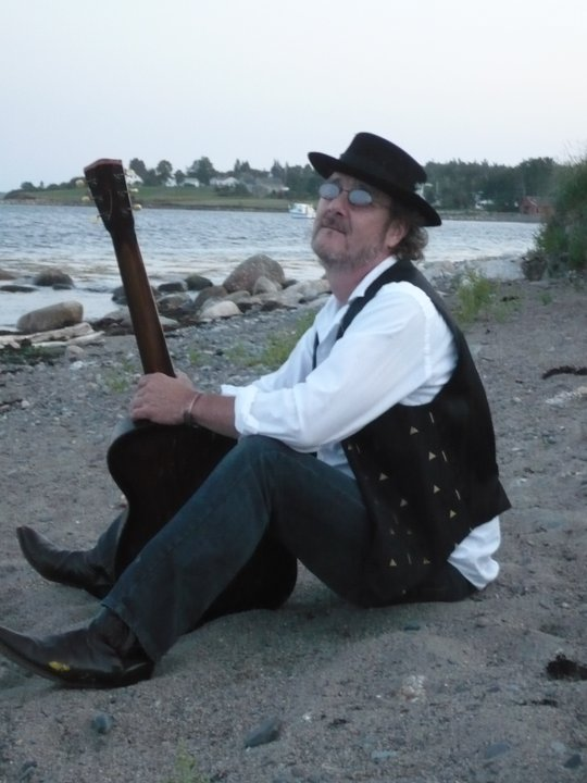 Darren Arsenault - A large platter of smokey blues smothered in swingin country sauce, piled high on a bed of hot toasted bluegrass with gooey hot melted jazz inside.Tickets: $15.00 at the door. For more information call Clayton Banfield - 902-298-1292
