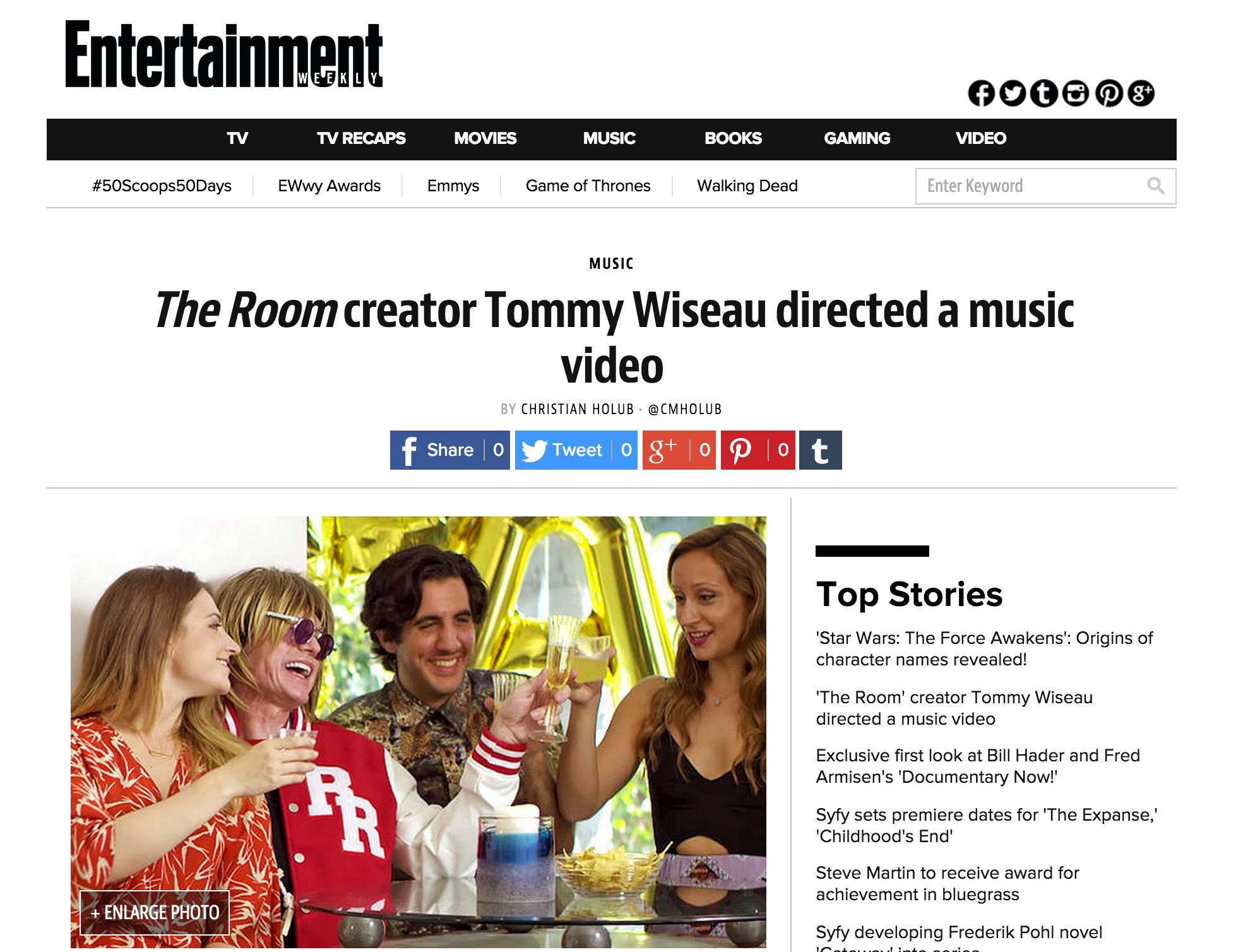 Anthony Dimieri. Tommy Wiseau.jpg