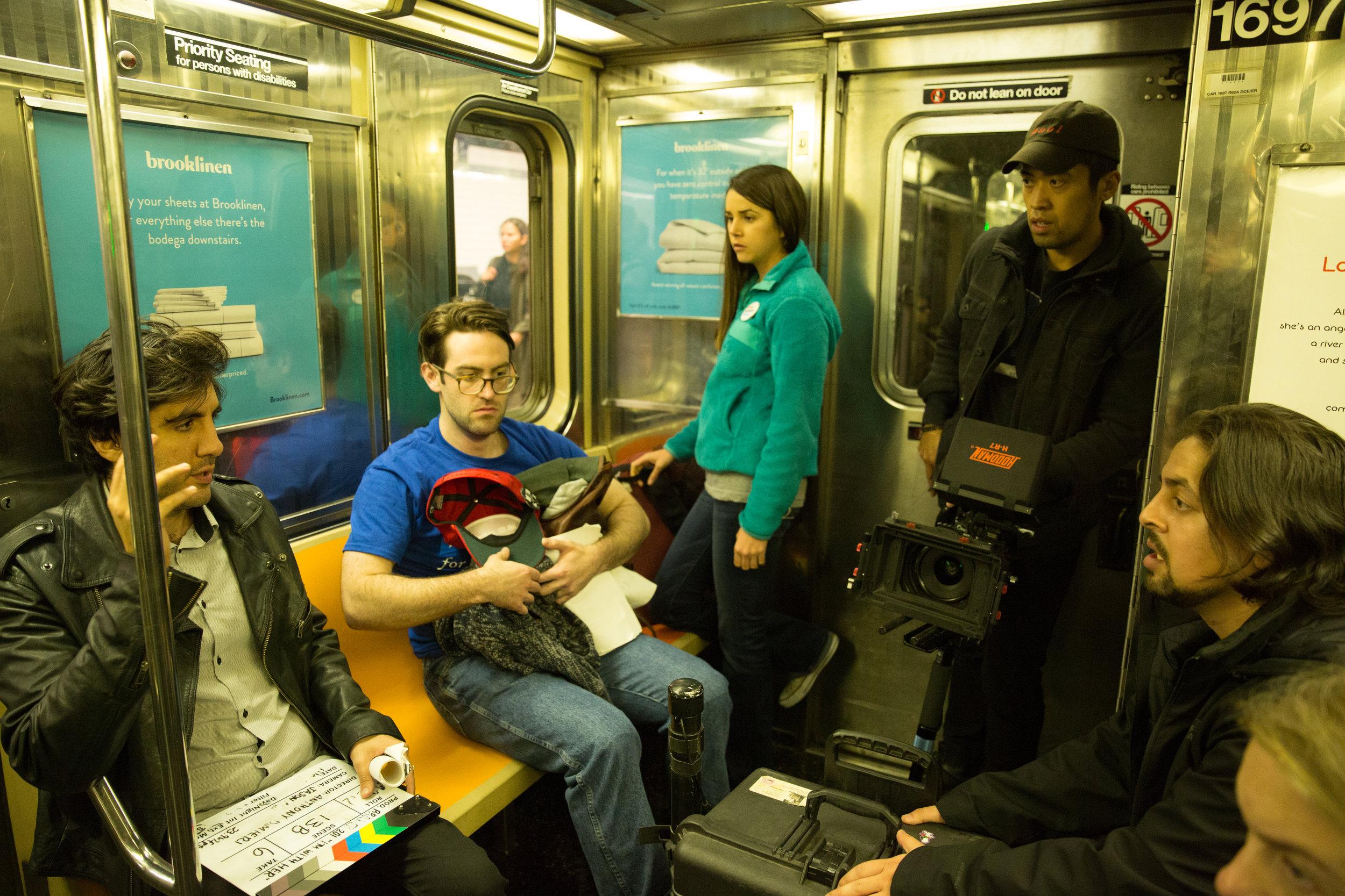 Anthony Dimieri. NYC Subway Bros.JPG