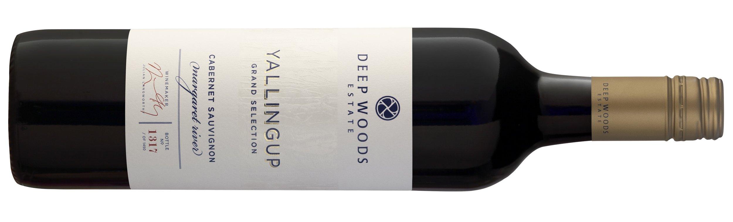 2014 Deep Woods Estate Grand Selection Yallingup Cabernet Sauvignon, 98 points