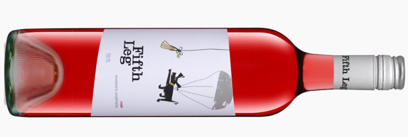 """2015/16 Devil's Lair - Fifth Leg   Rosé   """"Boasting vibrant red berry fruit notes, this wine is anything but sweet offering a variety of more savoury flavours on the palate followed by a clean and zingy finish"""""""