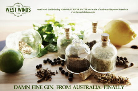Visit The West Winds Gin for more info.