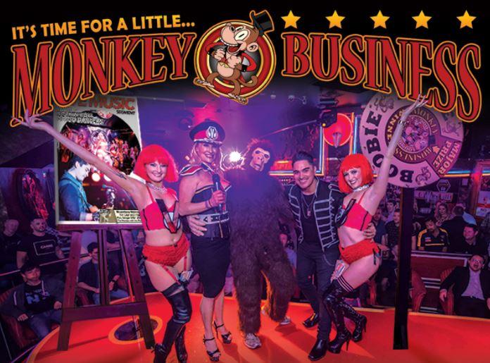 Monkey Business at Fringe World.