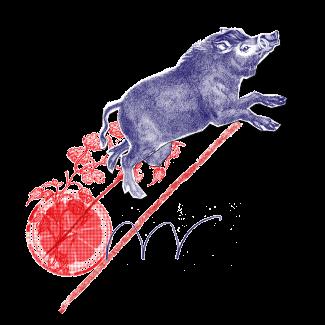 hop hog hopping