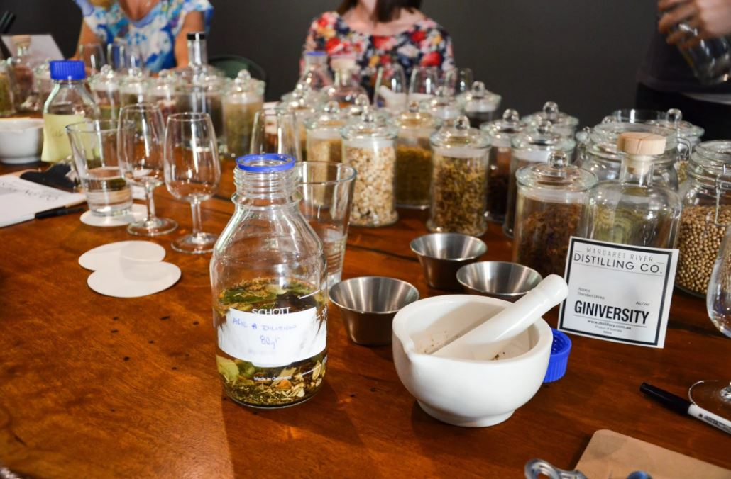 Giniversity: A wide array of weird and wonderful botanicals.