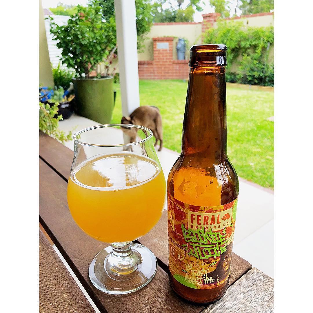 Feral's Biggie Juice.  Source