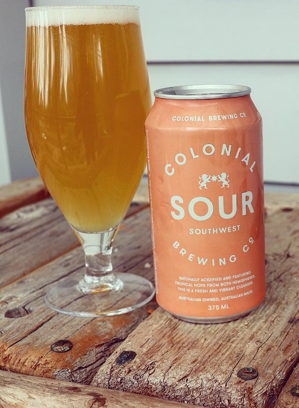 Colonial's South West Sour.  Source