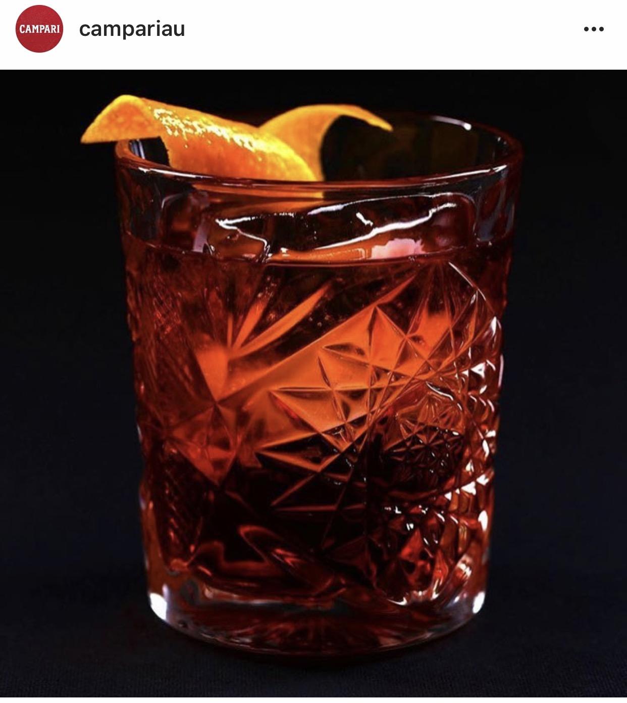 Instagram @campariau