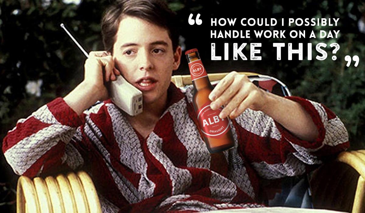 The OG sickie chucker, Ferris