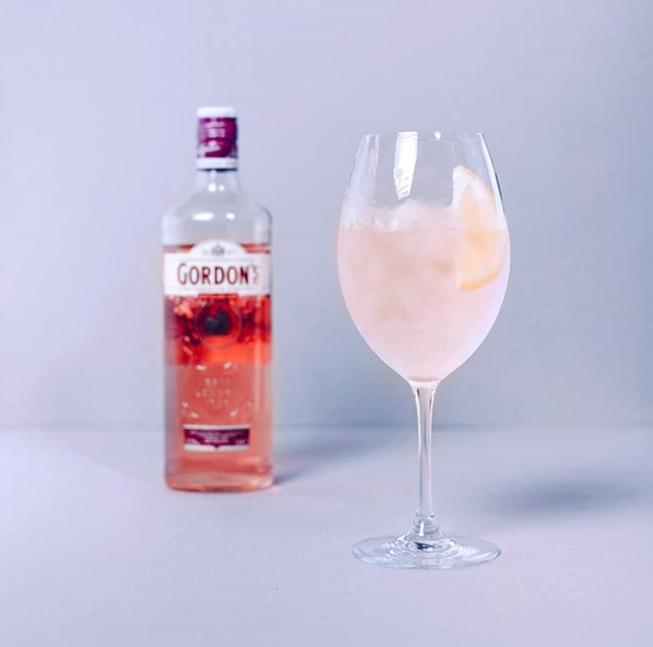The Gordon's Pink Spritz