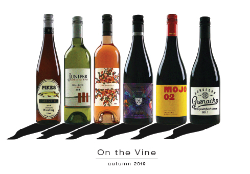 Ask for the   On the Vine   wine guide at your local Liquor Barons