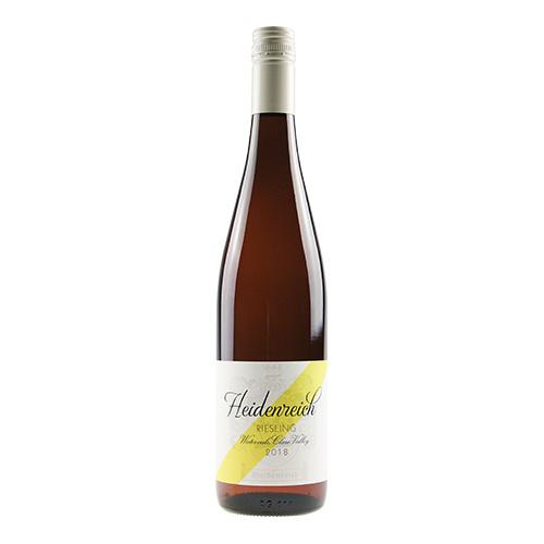 Heidenreich 2018 Watervale Riesling Clare Valley $22.99 ea.jpg