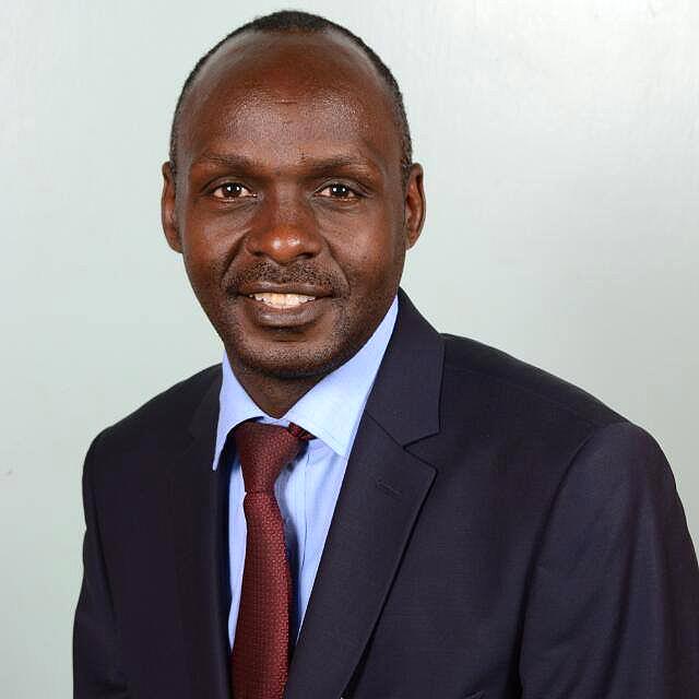 SIMON NYAKUNDI - Chief Executive Officer, Kenya Railways Staff Retirement Benefit Scheme