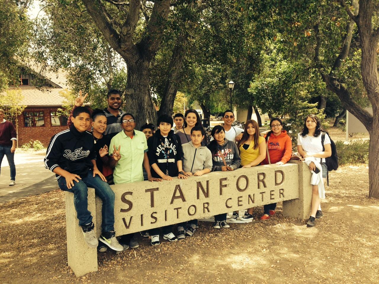 CIR summer school trip to Stanford 7-7-14.JPG