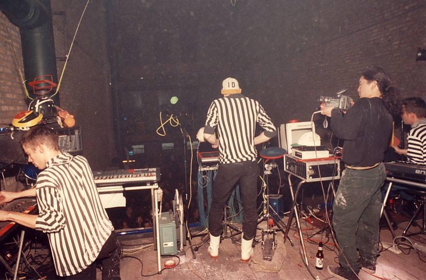 DHS Circa 1992